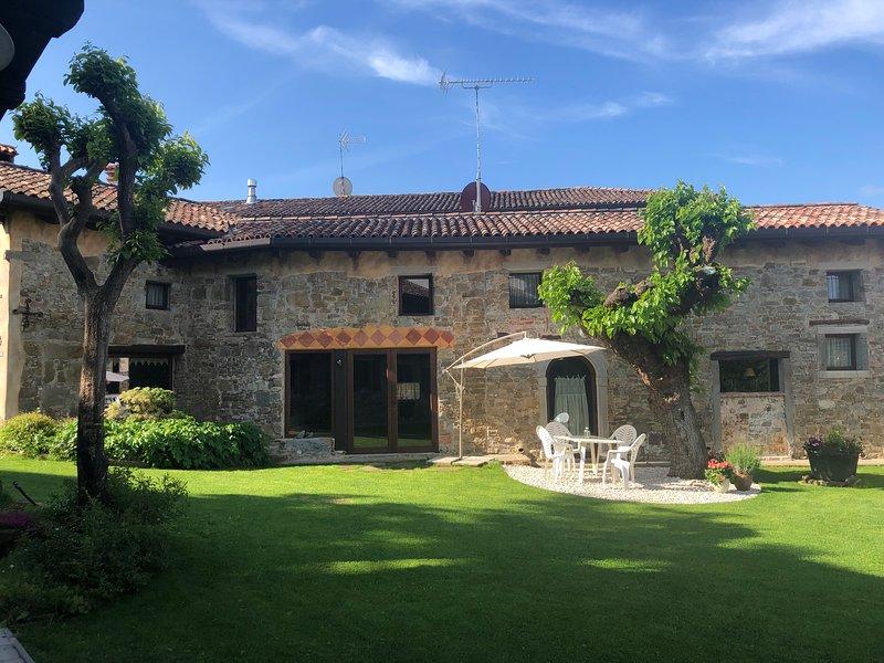 La Casa Ponca - uno splendido nido nel cuore del Collio Friulano, location de vacances à Gorizia