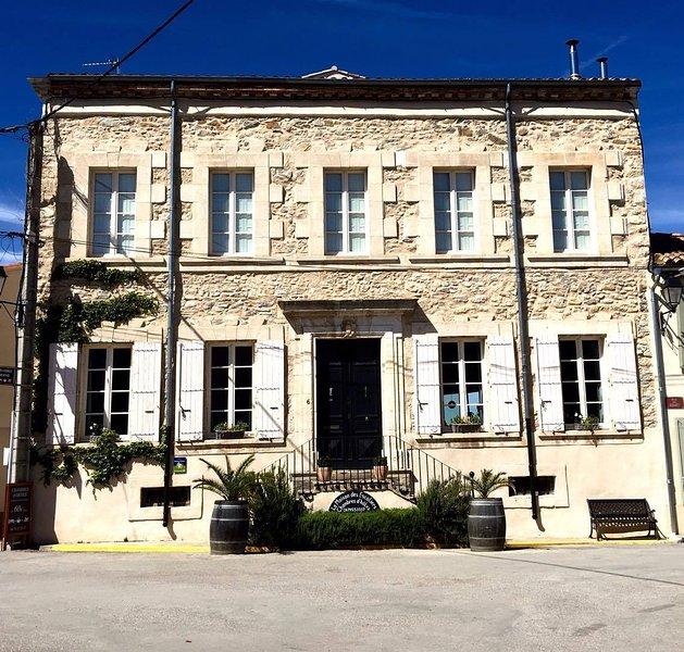 La Maison des Escaliers, holiday rental in Saint-Marcel-sur-Aude