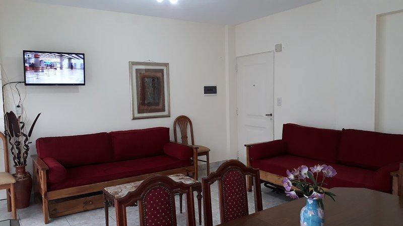 CASA DEVOTO 3631  1º A, holiday rental in Villa Ballester