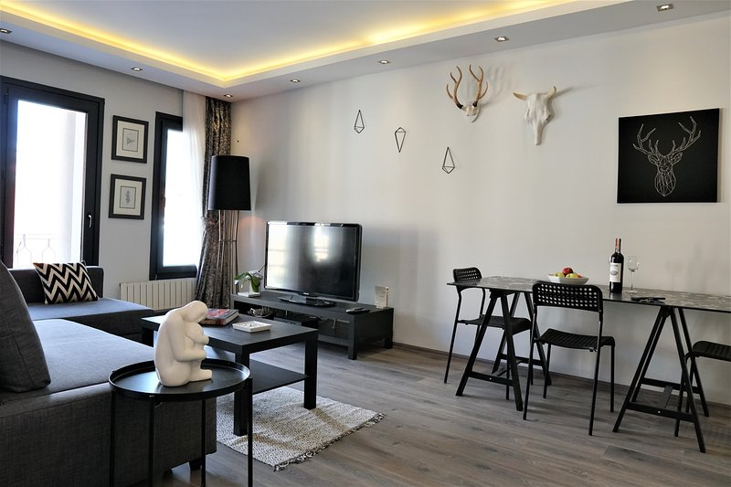 Central Bosphorus Flat, Ortakoy, holiday rental in Istanbul