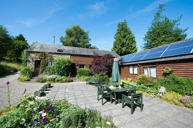 Kit Cottage, Mocktree Barns, nr Ludlow (Dog Friendly), casa vacanza a Adforton