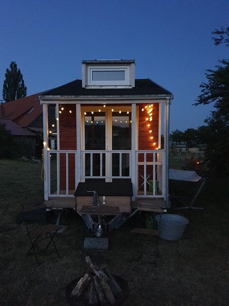 Wohnen im Tiny House, vacation rental in Neubrandenburg