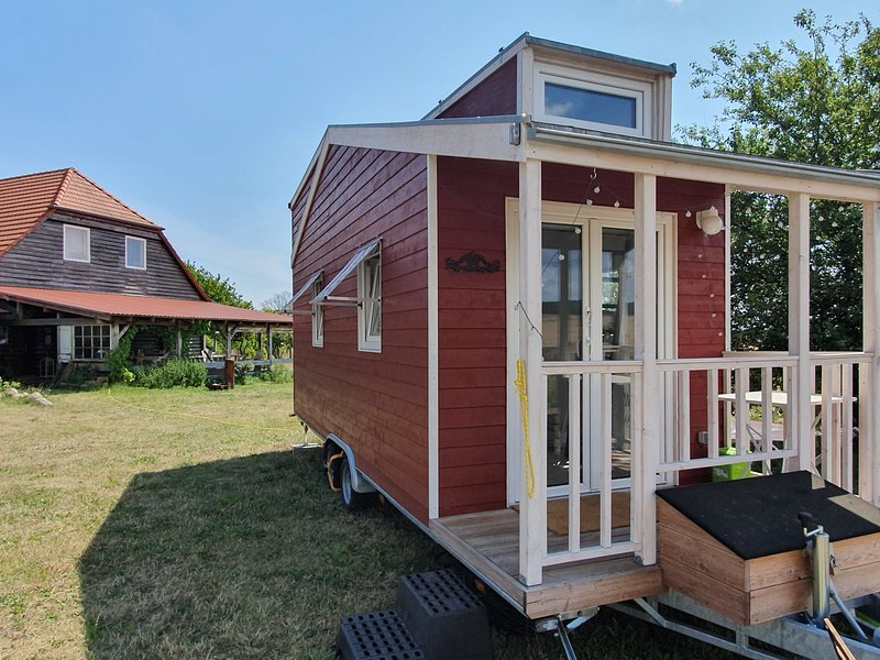 Tiny House in Mecklenburg Vorpommern live on 17sqm