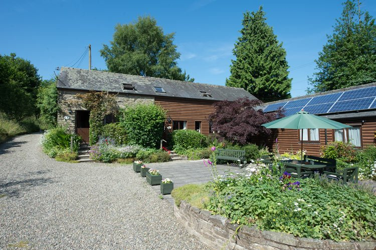 Jinney Ring Cottage, Mocktree Barns, nr Ludlow (Dog Friendly), casa vacanza a Adforton