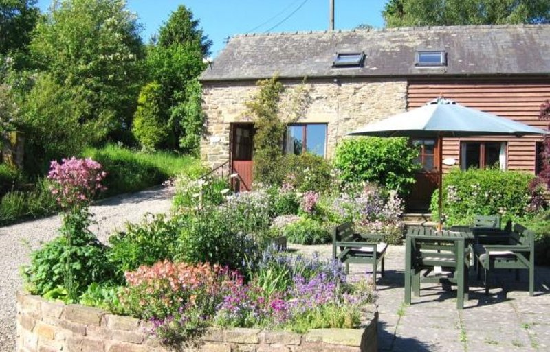 Stable Cottage, Mocktree barns, nr Ludlow (Dog Friendly), casa vacanza a Adforton