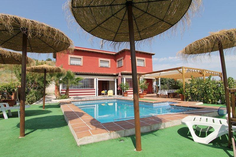 CASA Rural MIRADOR DE ARANJUEZ CERCA DE LA WARNER, vacation rental in Sesena Nuevo