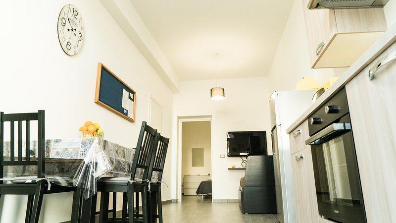 Il Nido del Gabbiano casa vacanze, holiday rental in Ficarazzi