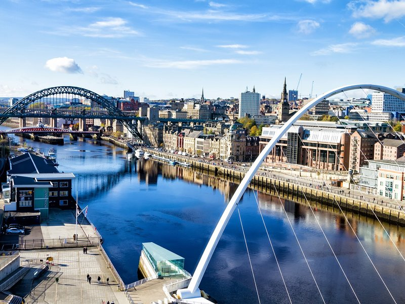 Or visit the vibrant City of Newcastle