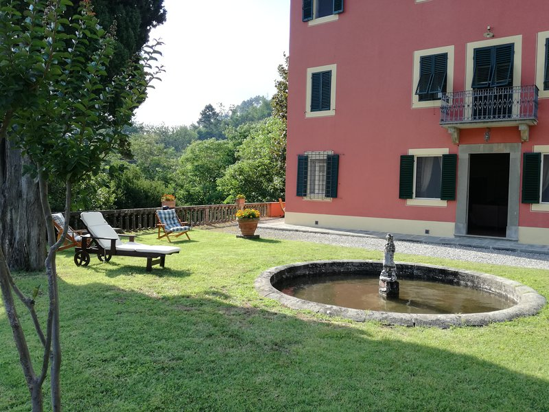Appartamento Villa la Torre, vacation rental in Benabbio
