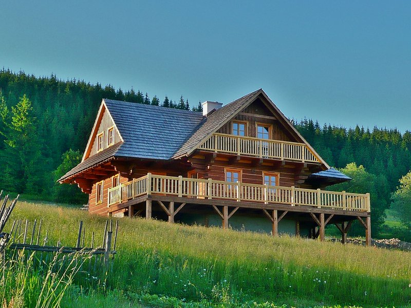Chalet Borovo/Chalupka Borove, holiday rental in Lucky