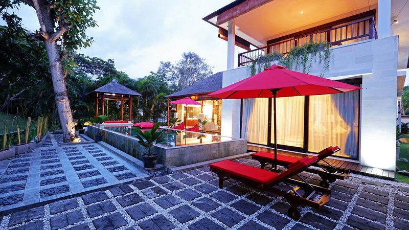 Modern, Spacious, Fully Equipped Villa, holiday rental in Tanah Lot