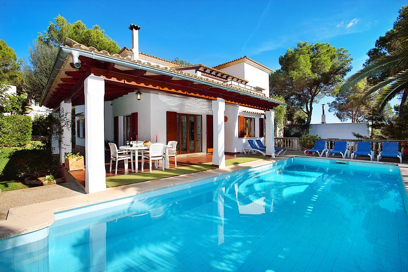 Casa Baskings, holiday rental in Cala Mondrago
