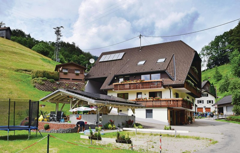 Awesome home in B. Peterstal-Griesbach with Sauna, WiFi and 1 Bedrooms (DBW104), casa vacanza a Oberharmersbach