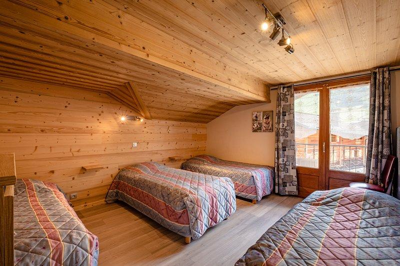 appartement en centre ville, holiday rental in Haute-Savoie