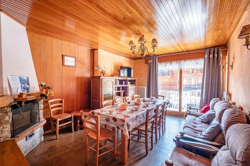 appartement en plein centre station, aluguéis de temporada em Morzine-Avoriaz