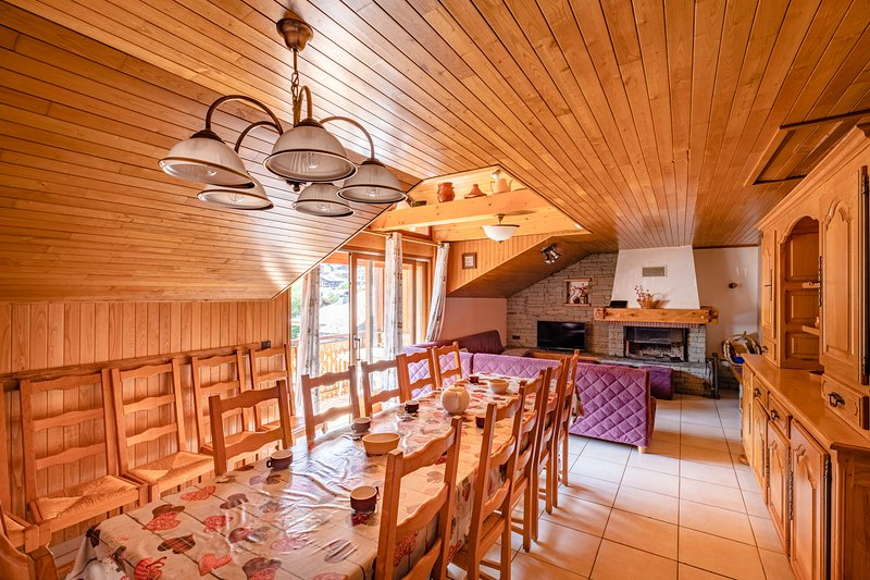 appartement en centre ville, vacation rental in Morzine