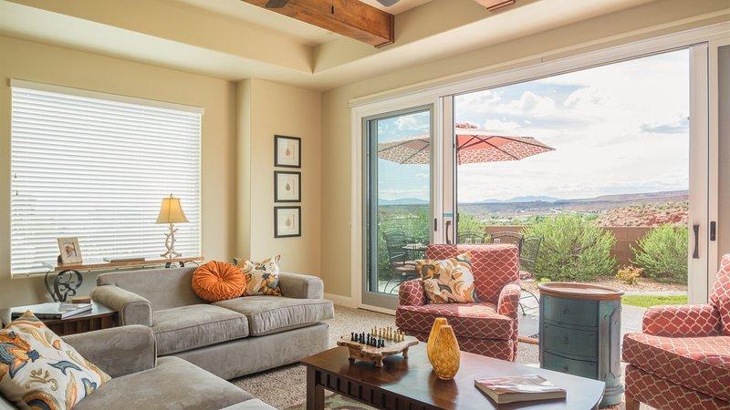 Sun-E-Scape, holiday rental in Washington
