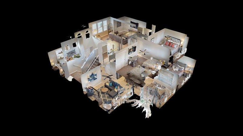 3-d view of home