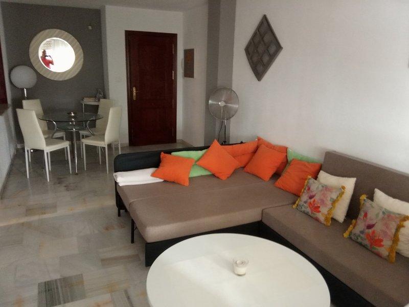 Apartamento Calahonda, vacation rental in Castillo De Banos