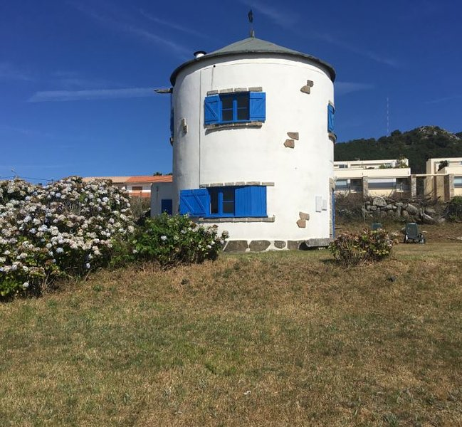Mill 20 meters from Moledo beach, Caminha,Portugall. Right on the seafront, vacation rental in Afife