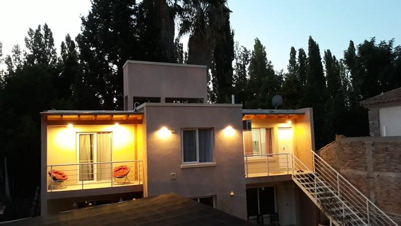 Rinconcito Carrodilla - Departamento, vacation rental in Lujan de Cuyo