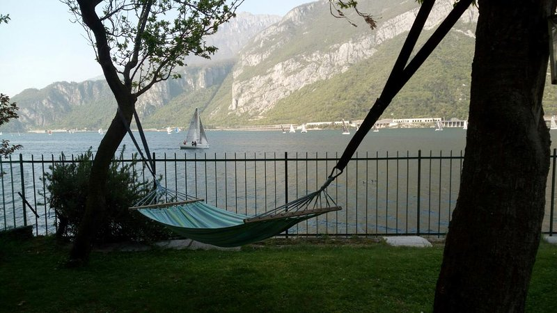 L for Lake, holiday rental in Canzo