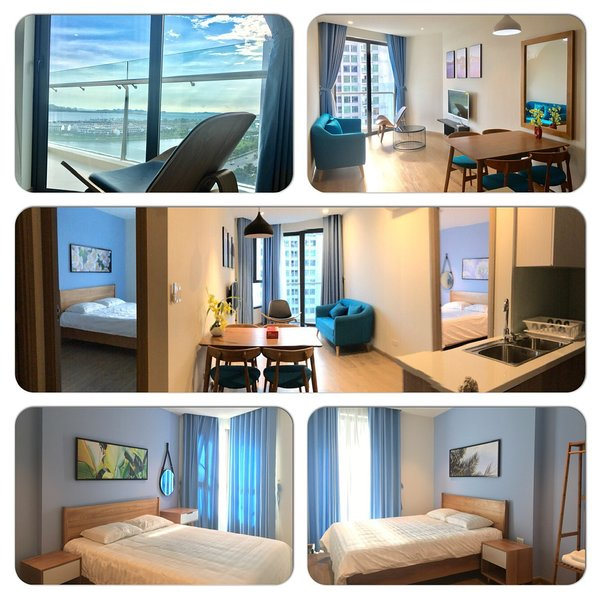 Ha Long Bayview 2br Apartment -009, vacation rental in Halong Bay