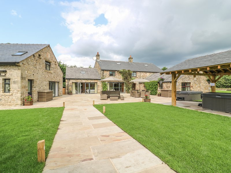 Lower Flass Farm, Clitheroe, holiday rental in Hellifield