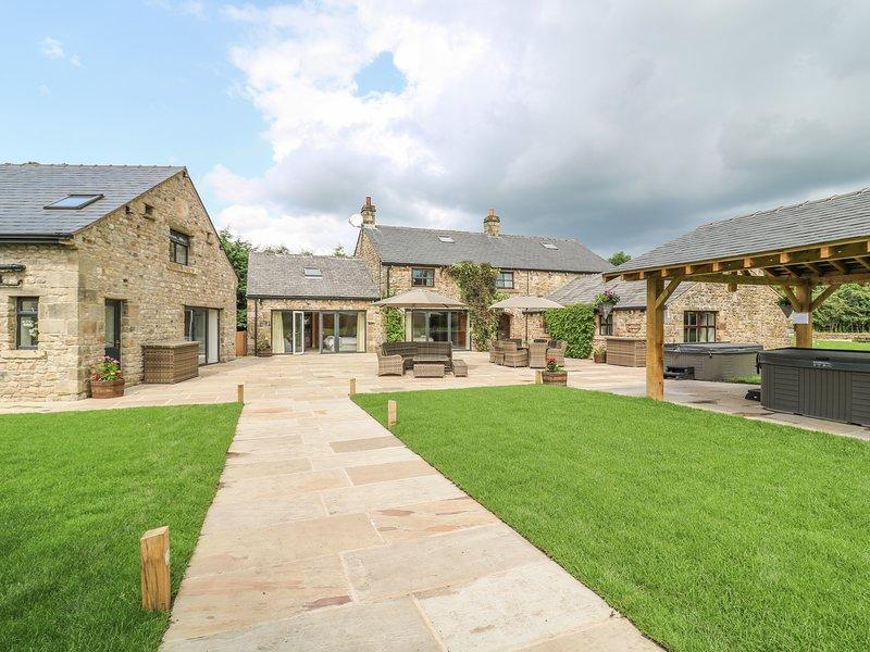 Lower Flass Farm, Clitheroe, casa vacanza a Bolton by Bowland