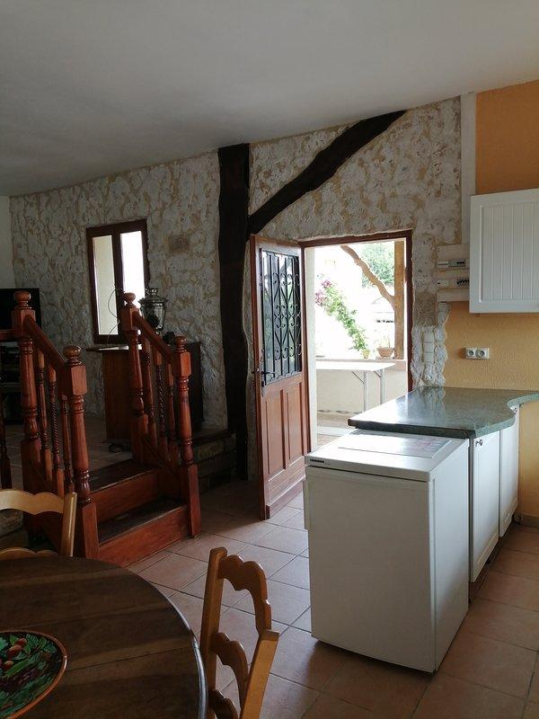 Chez Bijou, vacation rental in Bourgougnague