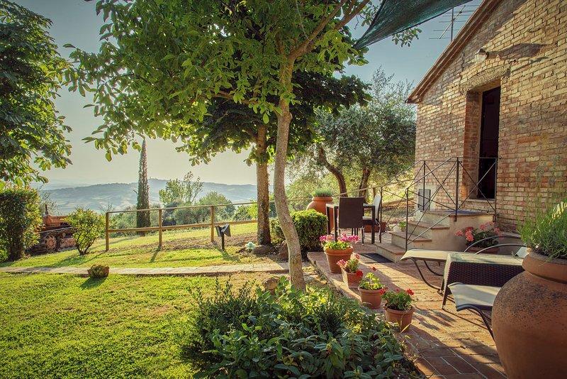 Dependance Il Gamanzino, vacation rental in Monticchiello