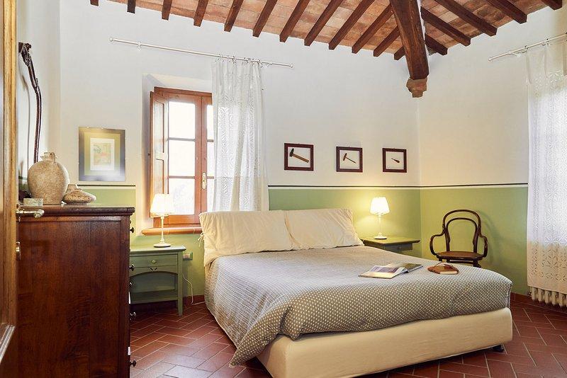 Camera Agata, vakantiewoning in Monticchiello