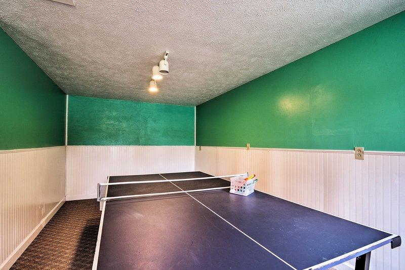 Quem é para um torneio de pingue-pongue ?!