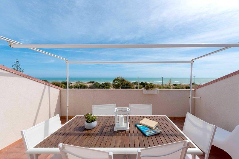 Isula Beach (6 pax), vacation rental in Santa Maria del Focallo