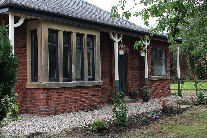 Lowes Meadow Cottage, St. Michaels on Wyre, Garstang, Preston, location de vacances à Bleasdale