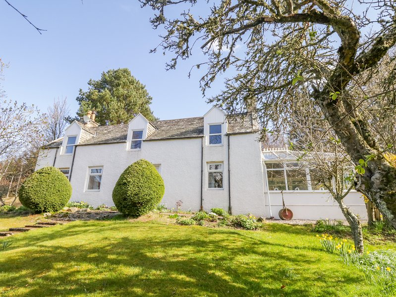 Larchgrove, Grantown-On-Spey, holiday rental in Glenlivet