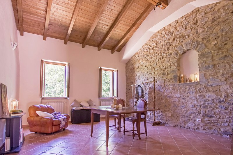 Casa Lavanda: natura e relax in Lunigiana, holiday rental in Tavernelle