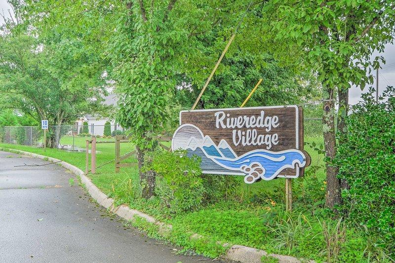 Riversedge Village es la escapada perfecta!