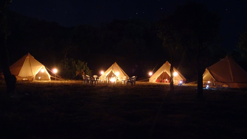 Glamour Camping Albania Paradise, holiday rental in Piqeras