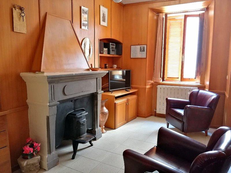 Ti racconto - appartamento Capracotta, vacation rental in Vastogirardi