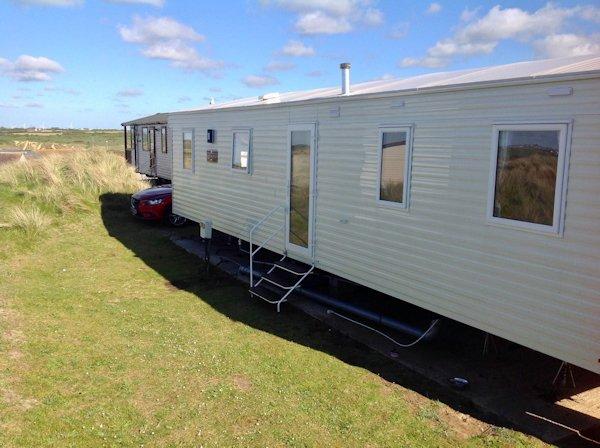 Pentreath View New Horizon Caravan at Haven Perran Sands Perranporth Cornwall, alquiler de vacaciones en Perranporth