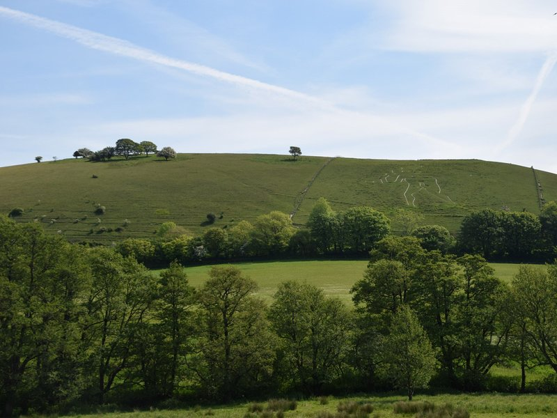 Explore the local area and visit the Cerne Abbas Giant