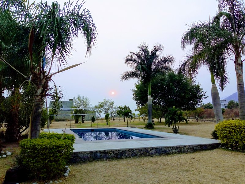 Casa de campo con alberca PRIVADO, holiday rental in Yautepec