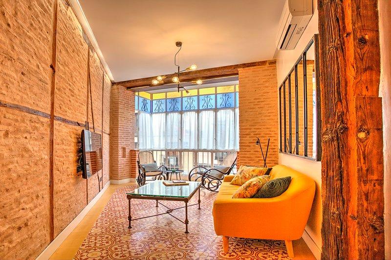 Casa del Anillo - Apartamento Deluxe, location de vacances à Bargas