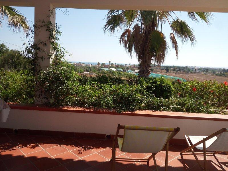 Casa in campagna 800 m. from the beach - Marzamemi, casa vacanza a Marzamemi