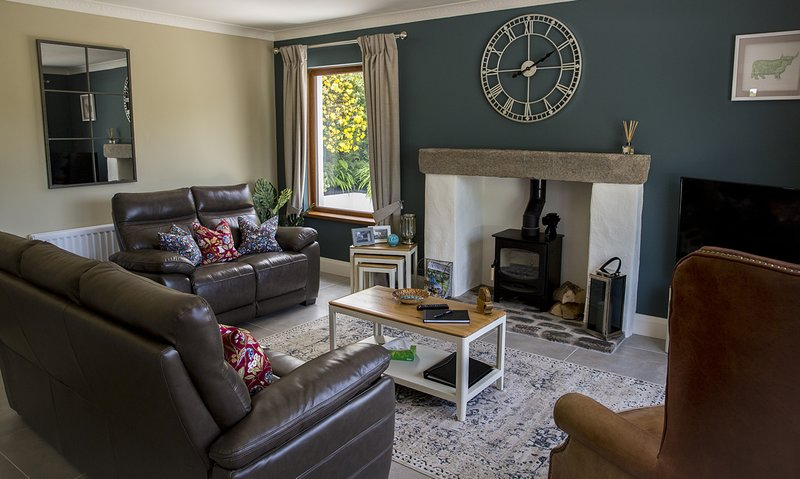 The Bakers Cottages, holiday rental in Dundrum