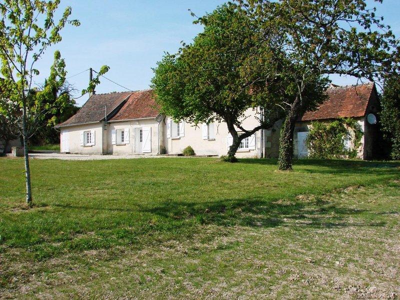 Jolie longère berrichonne, vacation rental in Chatillon-sur-Indre