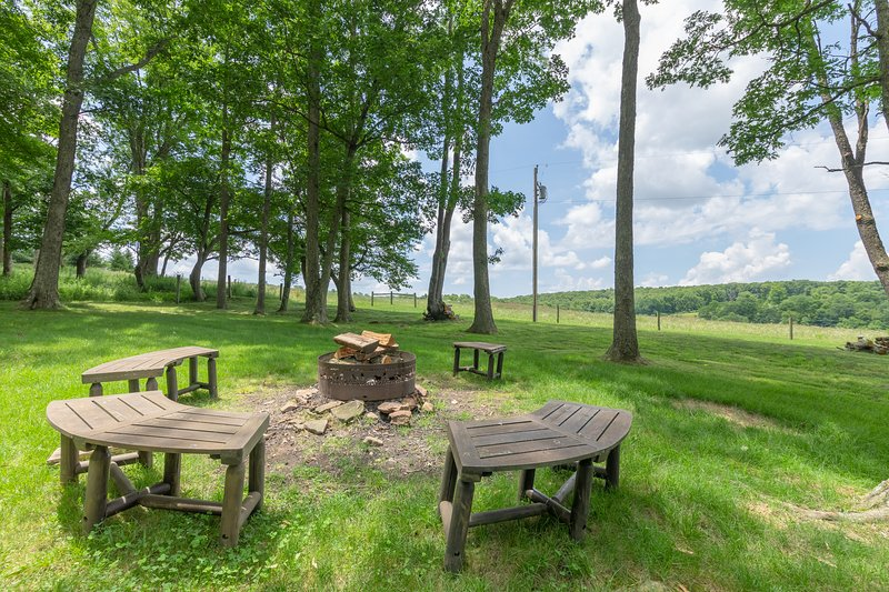 Windy Acres, holiday rental in Reedsville