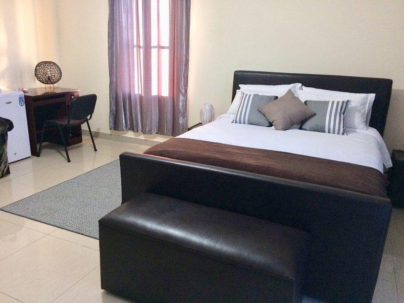 Luxury Hillside Home in Chilanga – semesterbostad i Zambia