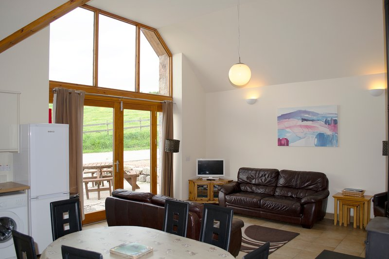 Cairnton Farm Cottages - The Byre, vacation rental in Wartle